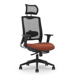 Ergocraft ECO7.5-WHR High Back Executive Chair/ Adjustable Headrest