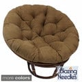 Blazing Needles 46-inch Diameter Papasan Cushion (Cushion Only - Frame NOT Included)