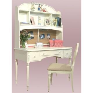 Cheryl Desk Hutch and Chair
