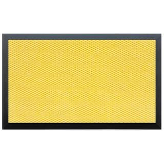 Teton Weather Resistant Yellow/ Black Entry Mat