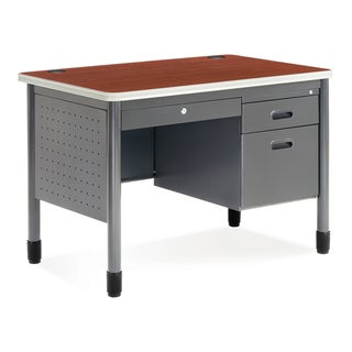 OFM Mesa Series Single Pedestal Desk 66242