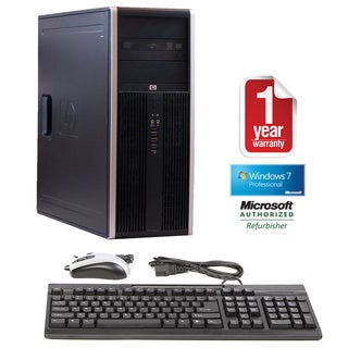 HP Compaq 8100 Elite i7 2.8GHz 8GB 750GB Win 7 Minitower Computer (Refurbished)