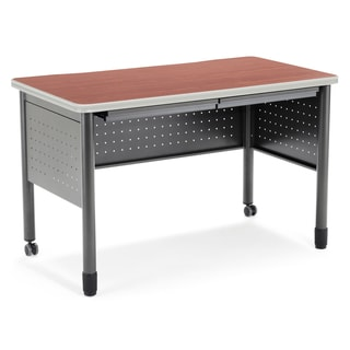 Cherry Finish 47-inch Training Table
