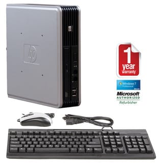 HP DC7900 2.66GHz 2GB 160GB Win 7 Ultra-slim Desktop PC (Refurbished)
