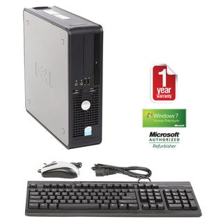 Dell OptiPlex 745 1.8GHz 2GB 160GB Win 7 Small Form Factor Computer (Refurbished)