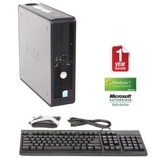 Dell OptiPlex 745 1.8GHz 2GB 80GB Win 7 SFF Computer (Refurbished)
