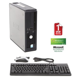 Dell OptiPlex 745 1.8GHz 2GB 320GB Win 7 Small Form Factor Computer (Refurbished)
