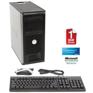 Dell OptiPlex 755 2.66GHz 4GB 750GB Win 7 Mini Tower Computer (Refurbished)
