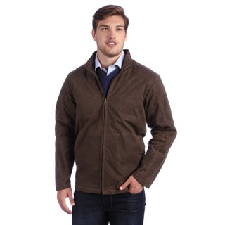 Stormy Kromer Men's Dark Tan Wear Weather Jacket