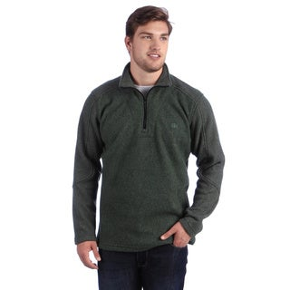 Stormy Kromer Men's WoolOver Quarter-zip Jacket