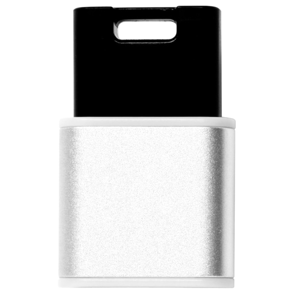 Verbatim 32GB Mini Metal USB 3.0 Flash Drive - Brushed Silver