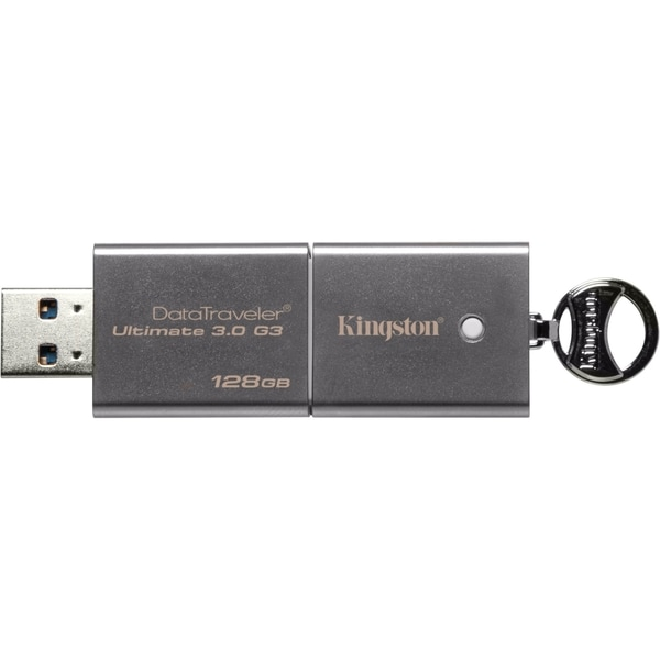 Kingston 128GB DataTraveler Ultimate 3.0 G3 USB 3.0 Flash Drive