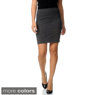 Ply Cashmere Pencil Skirt