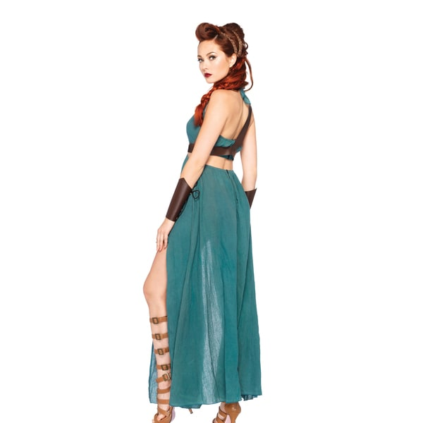 Leg Avenue Women's 85036 Warrior Maiden Costume Set