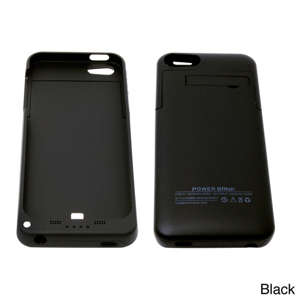 iPhone 5 External Charging Case
