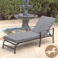 Christopher Knight Home Galen Outdoor Adjustable Lounge