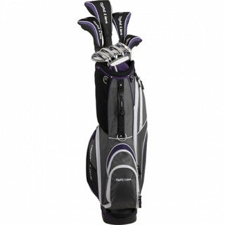 Adams Golf Women's Tight Lies Complete Set Golf Clubs With Bag