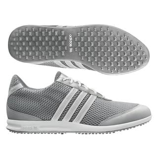 Adidas Women's Adicross Sport Silver/ White Golf Shoes