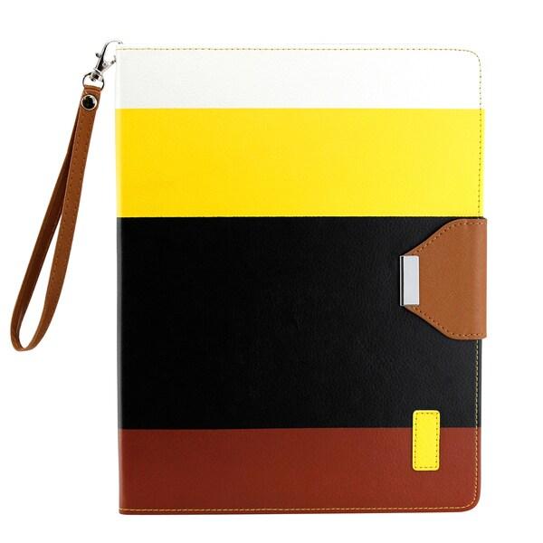 Gearonic iPad 2/3/4 PU Leather Card Holder Case