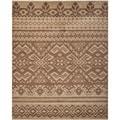 Safavieh Adirondack Camel/ Chocolate Rug (4' x 6')