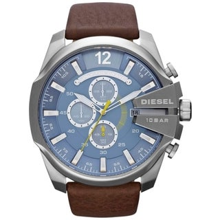 Diesel Leather Watches