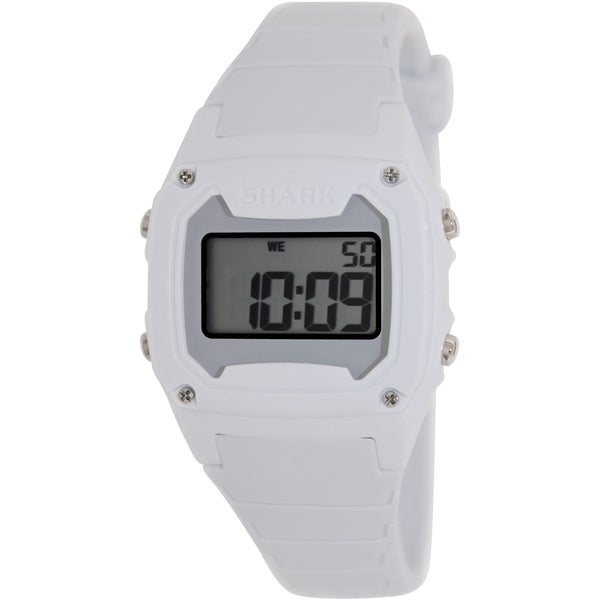 FreeStyle Women's Shark Classic White Silicone Digital Quartz Watch