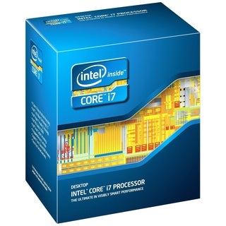 Intel Core i7 i7-4820K Quad-core (4 Core) 3.70 GHz Processor - Socket