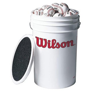 3-dozen Wilson Baseballs