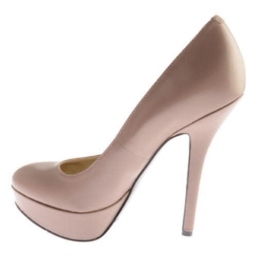 Women's Nine West Bellafina Taupe Leather