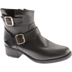 Women's Steve Madden Tiarraa Black Leather