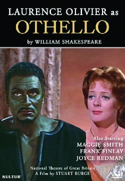 Othello Starring Laurence Olivier (DVD)