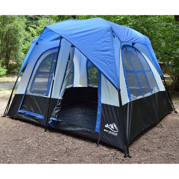 Big River Outdoors Mountain Home 6 Person Tent