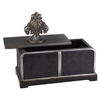 Sobek Dark Espresso Decorative Box