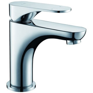 CAE S371565C Single-handle Chrome Bathroom Faucet