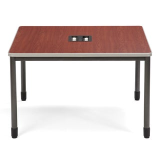 Cherry Top Stainless Steel Workstation Table