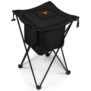 Picnic Time Black University of Texas Longhorns Sidekick Cooler