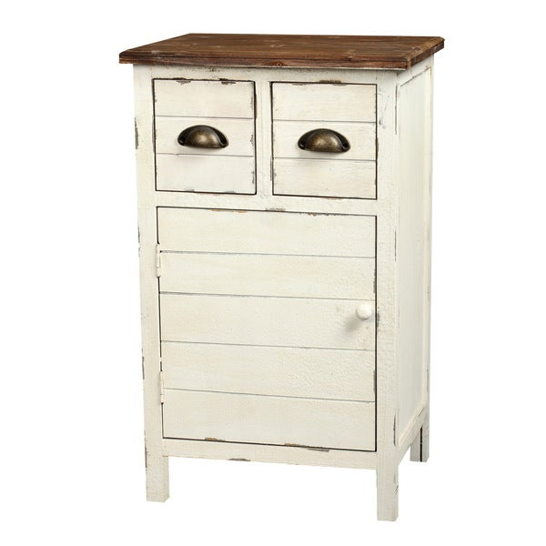 Gallerie Decor Dover Two-drawer Accent Cabinet