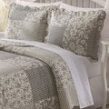 Rosemary 3-piece Patchwork Quilt Set