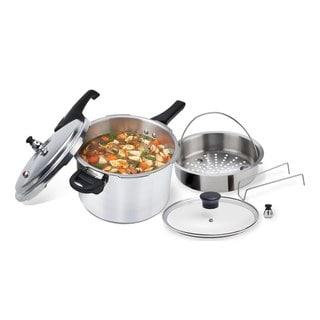 WearEver YL223LA14 6-quart Pressure Cooker