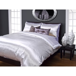 White Night 6-piece Duvet Cover Set with Insert