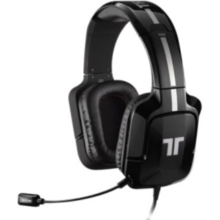 Tritton 720+ 7.1 Surround Headset for Xbox 360 and PlayStation3 - Bla