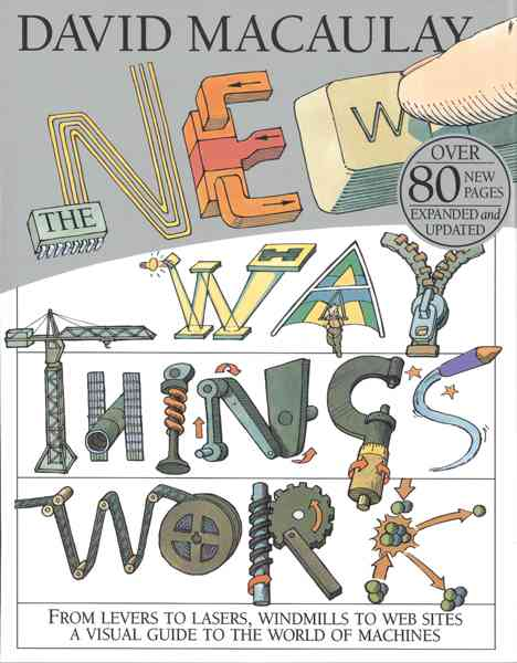 The New Way Things Work (Hardcover)