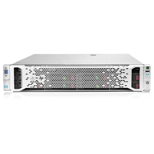 HP ProLiant DL380p G8 2U Rack Server - 1 x Intel Xeon E5-2609 v2 Hexa