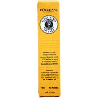 L'Occitane Shea Organic 0.5-ounce Lip Balm