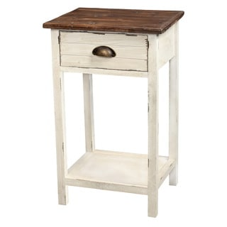 Gallerie Decor Dover One-drawer Accent Table