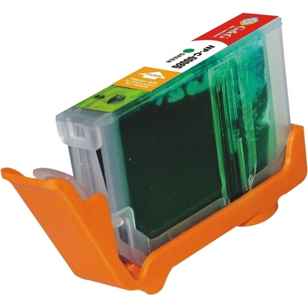 INSTEN Canon CLI-8G Compatible Green Ink Cartridge