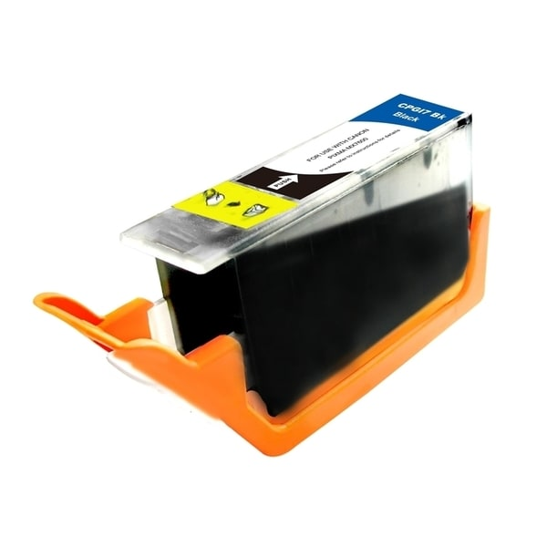 INSTEN Canon PGI-7BK Compatible Black Ink Cartridge