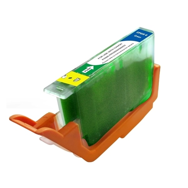 INSTEN Canon PGI-9G Compatible Green Ink Cartridge