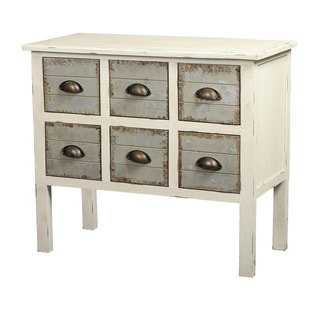 Gallerie Decor Dover Six-drawer Accent Chest