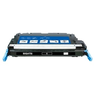 BasAcc Black Toner Cartridge compatible with HP Q6470A/ CLJ3600/ 3600n
